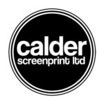 Calder Screenprint - Sowerby Bridge